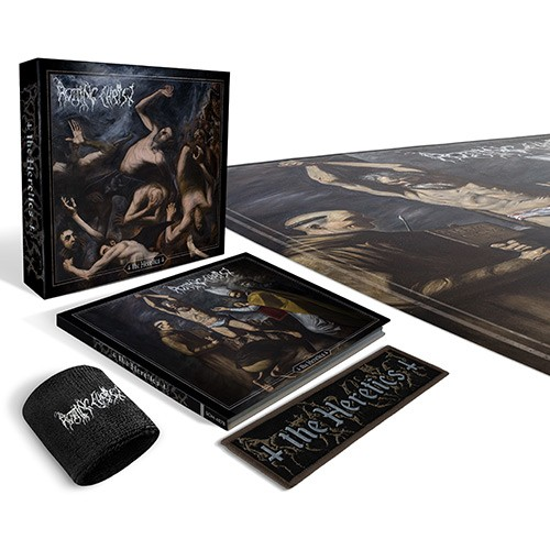 ROTTING CHRIST The Heretics - Ltd