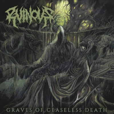 RUINOUS Graves of ceaseless death