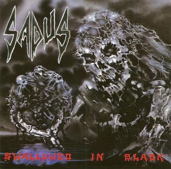 SADUS Swallowed in black