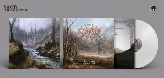SAOR Forgotten Paths - (White vinyl)