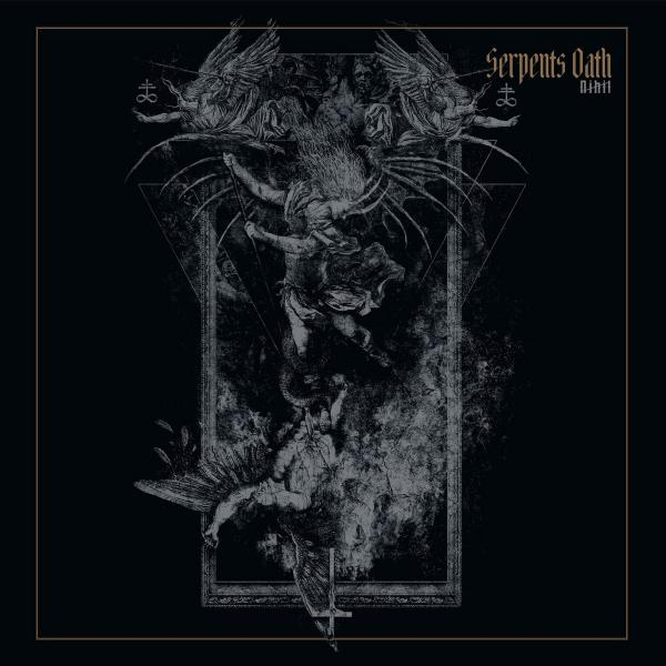 SERPENTS OATH Nihil (gold/black splatter vinyl)