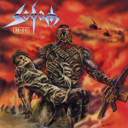 SODOM - M - 16 - CD
