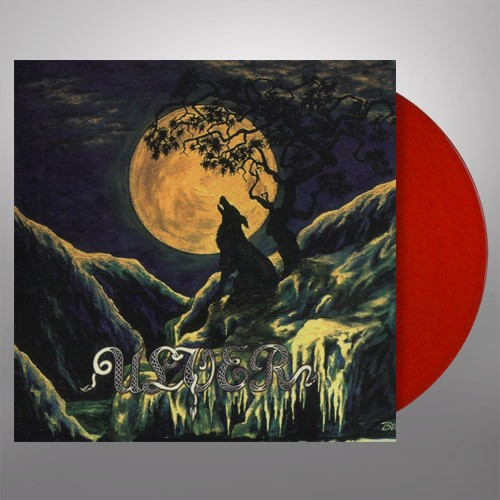 ULVER Nattens Madrigal (Red limited)