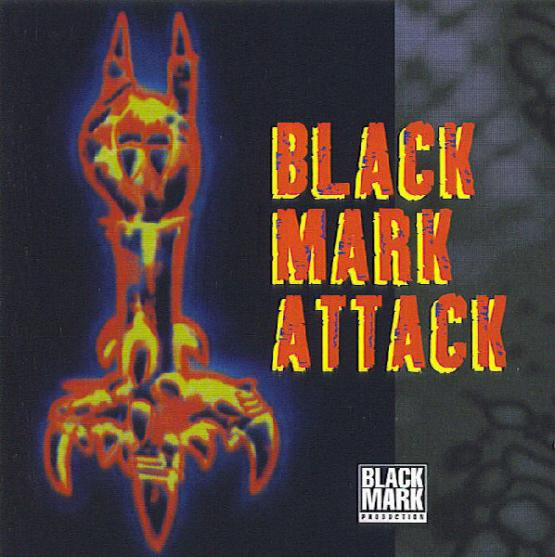 Various Artists BLACK MARK ATTACK