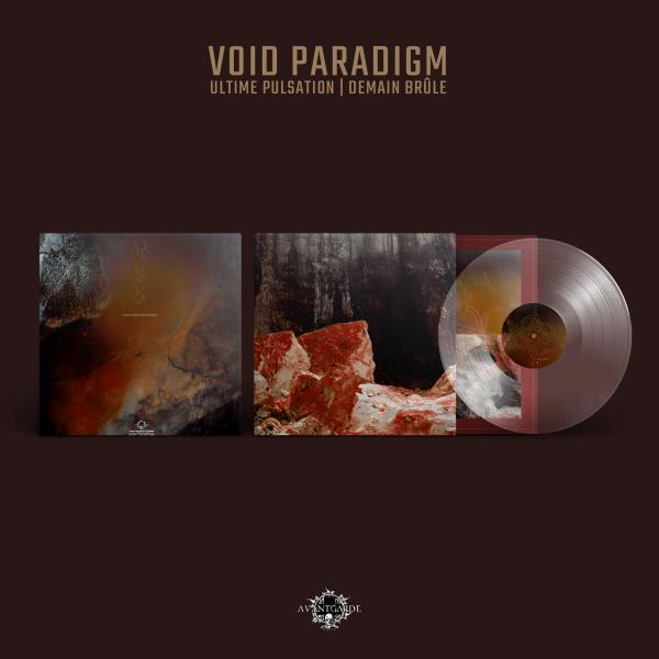 VOID PARADIGM Ultime Pulsation | Demain Brûle (clear LP - Sound Cave Exclusive)
