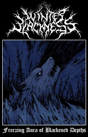 WINTER BLACKNESS Freezing Aura Of Blackened Depths